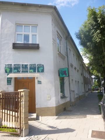 Pron�jem Komerce Olomouc