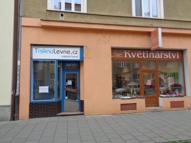 Pronájem Komerce Olomouc