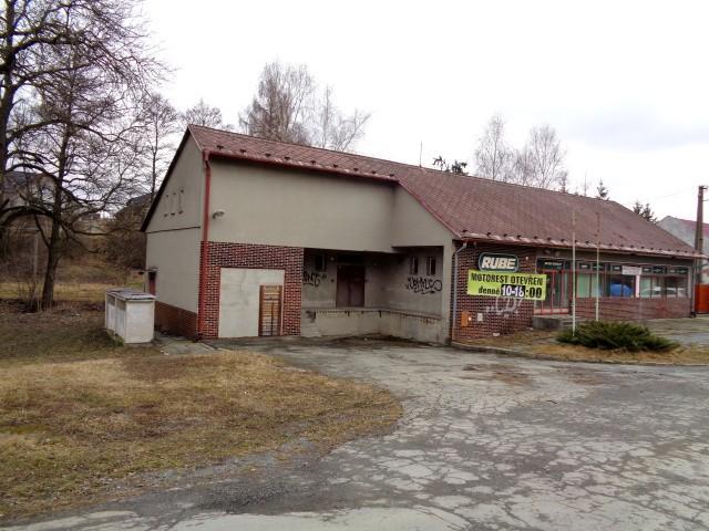 Pronájem Komerce Horní Loděnice