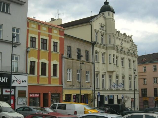 Pronájem Byt Olomouc