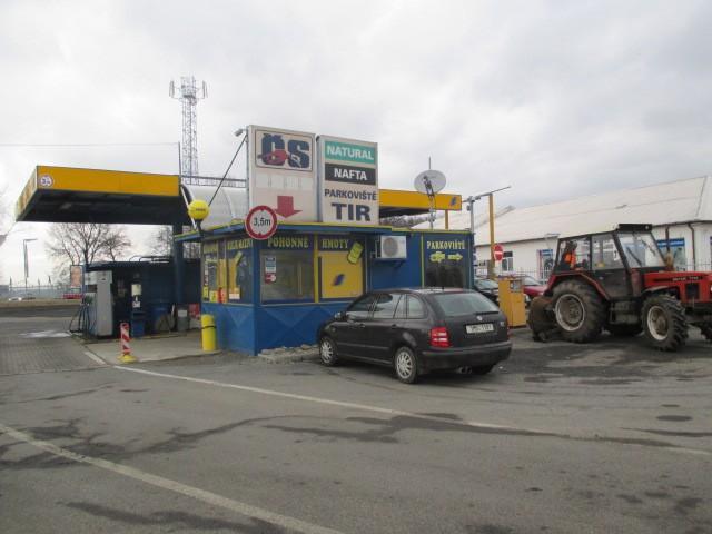 Prodej Komerce Bělkovice-Lašťany
