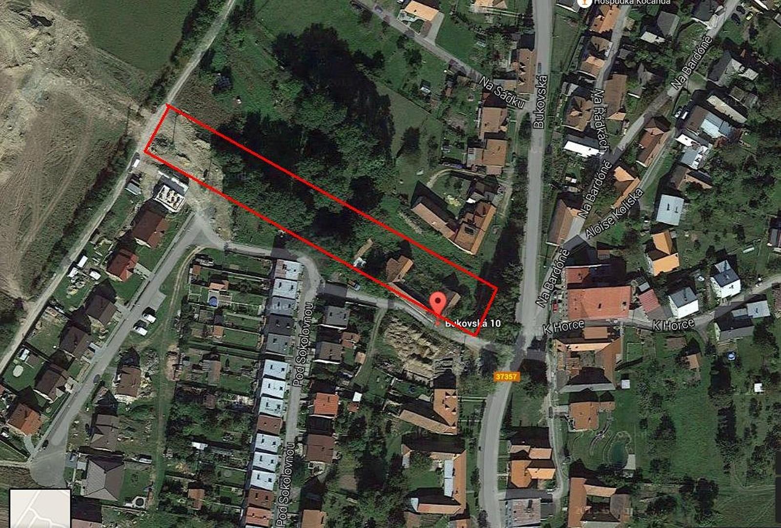Prodej Pozemek Protivanov